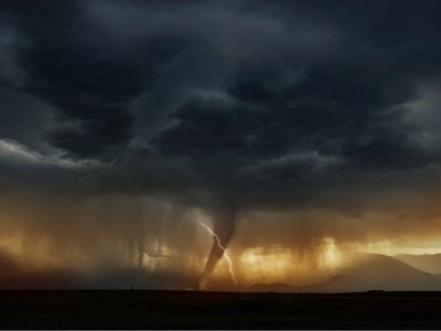 An Impending Tornado